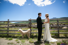 Farm To Table Inspired Crested Butte Ranch Wedding