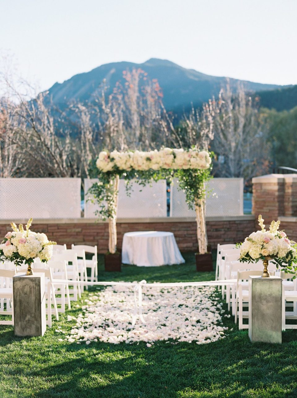 Top colorado wedding venues the front range 2018 for Best colorado wedding venues