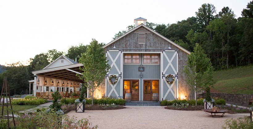 Pippin Hill Farm North Carolina Barn Wedding Venue