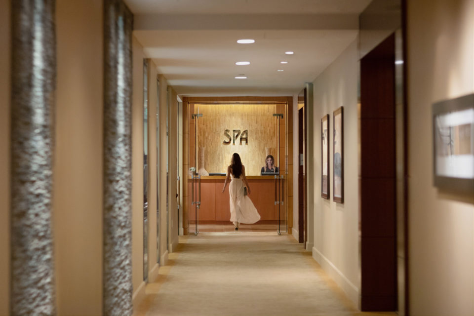 Calluna Events holiday gift guide Four Seasons spa