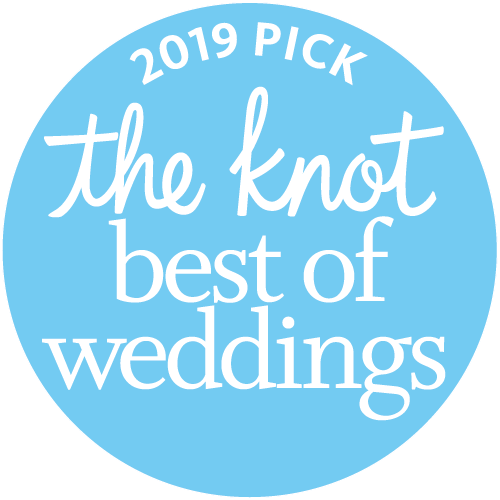 Calluna Events The Knot Best of Weddings Badge 2019