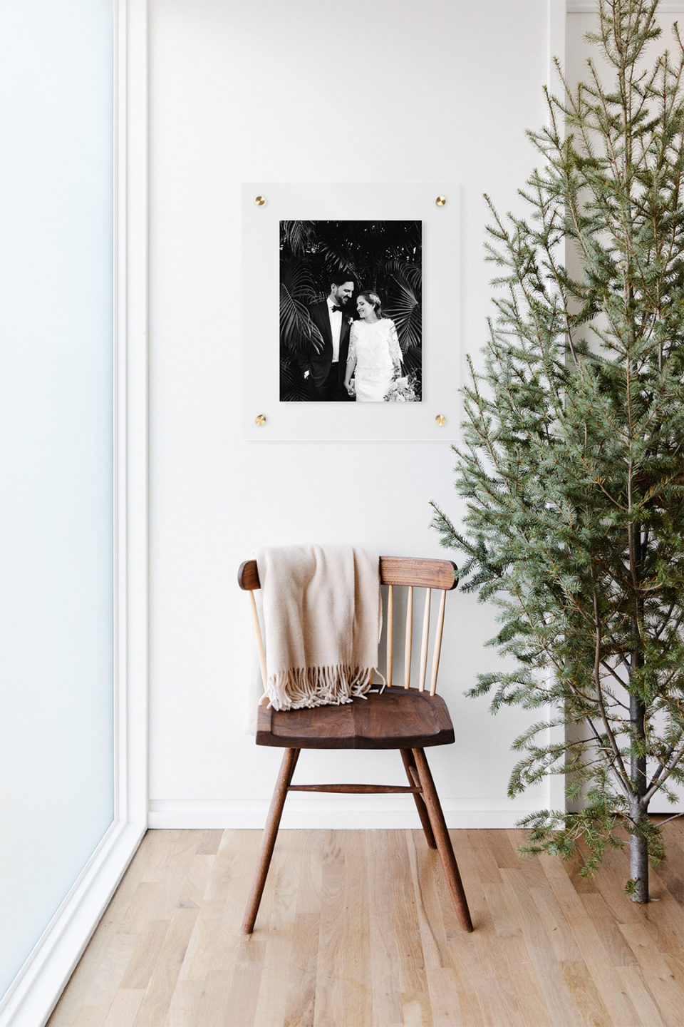 Calluna Events Artifact Uprising Holiday Floating Frame