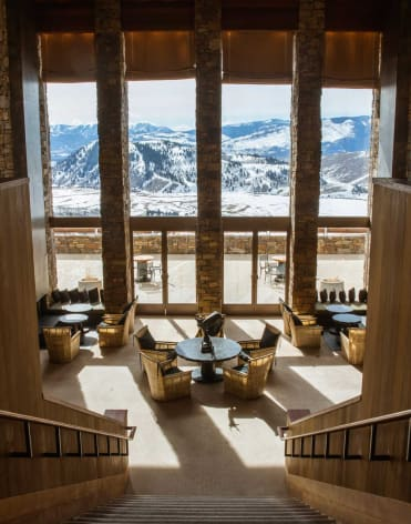 Amangani resort Jackson Hole WY