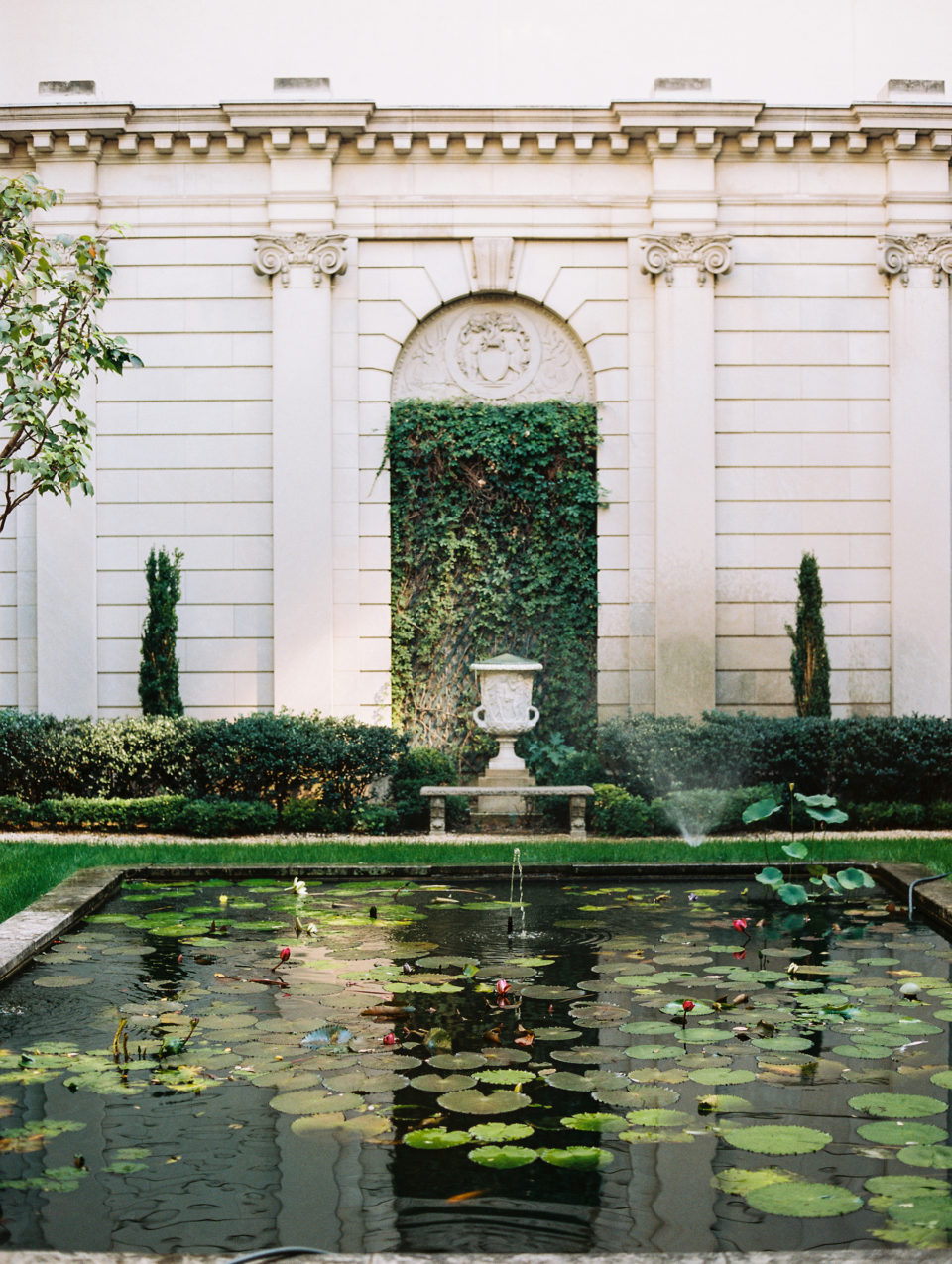 the frick collection nyc wedding