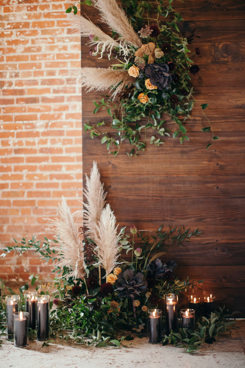 perfect petal st vrain wedding pampas